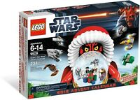 Lego Star Wars # 9509 calendrier de l'avent 2012 Neuf
