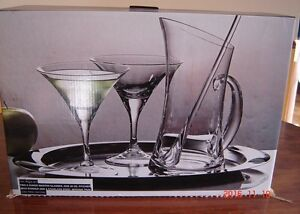 REDUCED Artland 5 Piece Upstairs Martini Set West Island Greater Montréal image 1