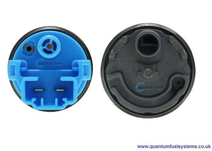 QUANTUM 340LPH Compact 65mm Fuel Pump /& Install Kit Fits Subaru Legacy 2005-09