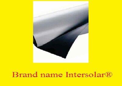 12 X 5 Roll Flexible White Magnetic Car Vehicle Advertising Sheet Sign Vinyl