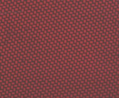 Hydrographic Film Water Transfer Hydro Dip Candy Apple Red Carbon Fiber 1sq