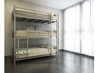Triple bunk bed for sale!