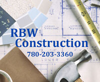 General Contracting - Home Renovations