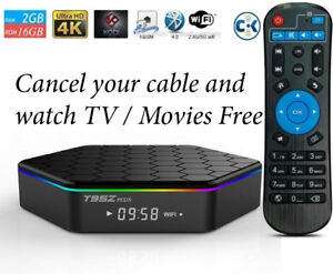 Watch TV & MOVIES for FREE, cancel your cable today!