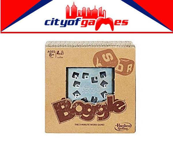 Boggle Rustic Series Board Game NEW