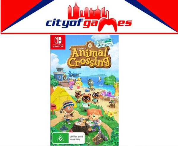 Animal's Crossing - New Horizons
