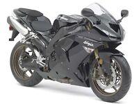 Kawasaki zx10r 06 07 ninja zx10