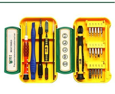 21 in 1 Flawlessness Screwdriver Set Repair Tools Kit for Cellphone Smart Phone USA