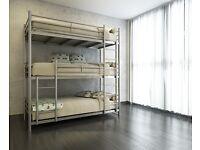 Triple Tier Bunk Bed