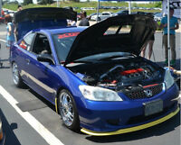2005 Honda Civic (modified)