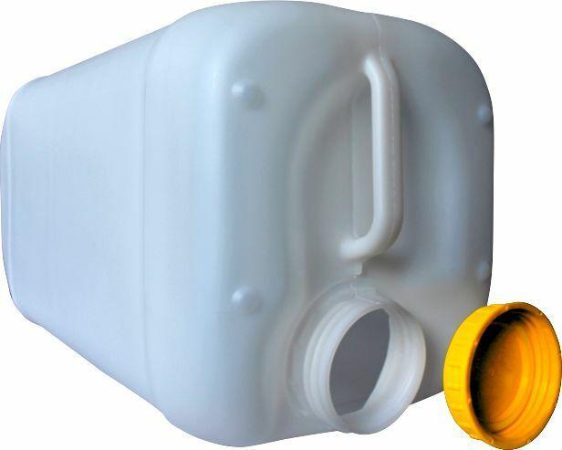 Weithalskanister WHK Serie 10 13 16 19 20 25 30 Liter Trink Wasser Camping