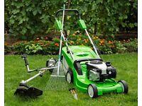 Gardener seeks work in Altrincham area