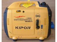 Kipper ig2000 generater
