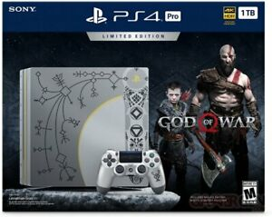 PS4 Special Edition God Of War