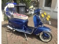 Stunning Lambretta 1967 amazing condition