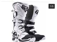 wanted!!! Motor cross boots size 9