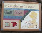 Sunbonnet Susie Quilt Shop