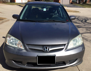 2005 Honda Civic SI Sedan - $4300 OBO