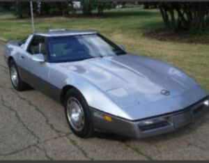 1984 CORVETTE -WHAT A CLASSIC BEAUTY!!!!