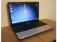 HP CQ61 LAPTOP, AMD 2.10GHz, 3GB RAM, 160GB, WIFI, WEBCAM, DVDRW, NEW BATTERY, OFFICE, ANTIVIRUS