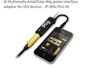 IRIG FOR TABLET OR PHONE OR IPOD