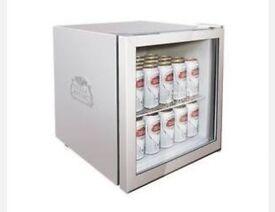 Stella Artois mini beer fridge