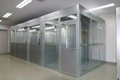 Clean Room For Sale Modular Cleanroom Class 100 To 100000 Iso 5 To Iso 8