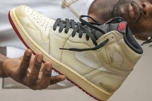 DS Nike Air Jordan 1 Nigel Sylvester Off White Yeezy Travis 11.5