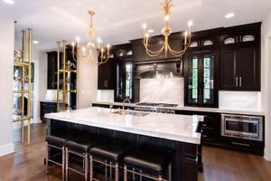Quartz Granite Kitchen Countertop Warehouse Sale FREE BoscoSink