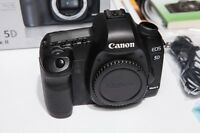 Canon 5D mark II in very good condition
