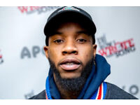 TORY LANEZ SEATED TICKET (BELOW FACE VALUE) 25/10/18