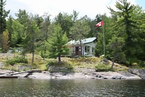 Vacation Cottage Rental on the French River
