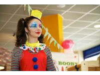 CHILDREN'S PARTY ENTERTAINER, Magic show, Games, Music, Bubbles, Balloon Modelling, Facepainting