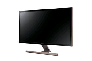 "TRADE  28"" Samsung 4k LCD for racing sim"