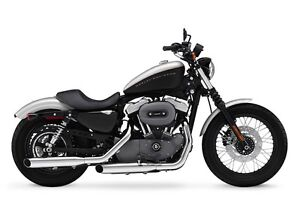 Harley Davidson Sportster Wanted