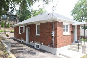 Beautiful 2 bedroom, steps away from the Grand River