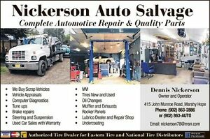 Nickerson Auto Salvage and Repair