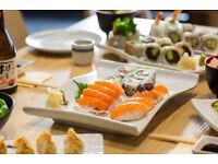 Recruiting experienced sushi chefs! Full time, immediate start, great pay and perks