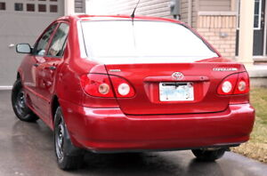 2007 Toyota Corolla 4dr Sdn Auto CE 130, 262 KMS, Certified.