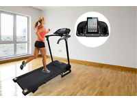 1100W motorised folding treadmill brand new