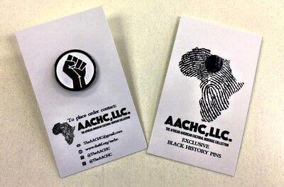 - Black Power Fist Pan African Lapel Pin Decorative Pin Black History Pin