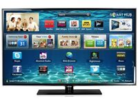 "55"" Samsung 3D LED smart WiFi full HD freeview built in"