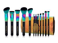 Genuine Spectrum make up brushes £70