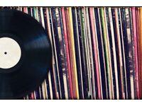 VINYL RECORDS, TURNTABLES & HI-FI GEAR WANTED