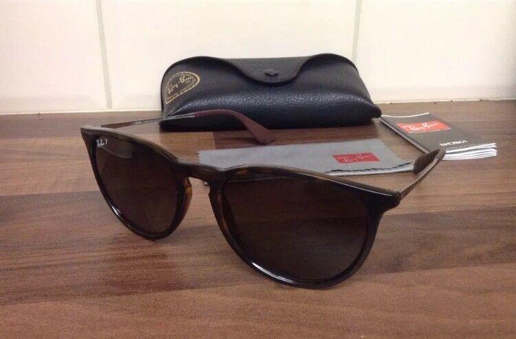 6ede355328 Ray ban erika unisex polarised sunglasses BRAND NEW
