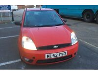 Ford Fiesta for spares or repair