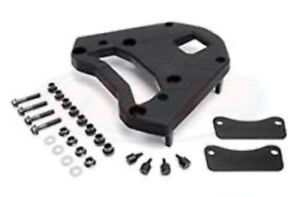 Honda Top box, mount, back rest & lock for African Twin