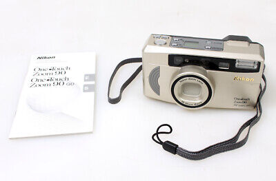 Nikon Point and Shoot 35mm Film Camera