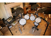 Roland TD12 V drums great condition £1100 ONO