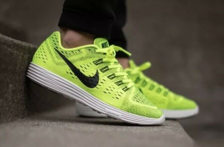 check out 46f43 7ff28 Nike Men's Lunar Tempo 2 Trainers (Volt Yellow) | in Hayes, London | Gumtree